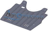 Защита двигателя, КПП и радиатора Mercedes M-Class (W163) (1997-2005) механика 3.5 (4х4)