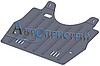 Защита КПП и дифференциала Mitsubishi L-200 (2006--) механика все
