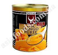 Манго пюре консервированное Kesar Doyal 850 г