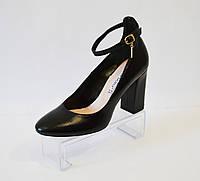 Женские кожаные туфли Bravomoda 1549