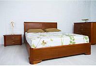 Кровать двуспальная Милена с интарсией