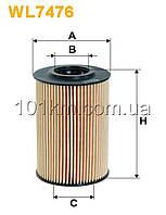 Фильтр масляный WIX WL7476 (OE 688)