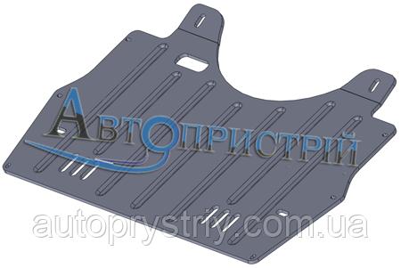 Захист двигуна і КПП Volkswagen Transporter T-5 L=4892 (2003--) механіка 2.5 D