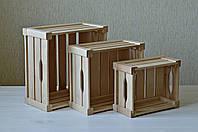 Комплект декоративных ящиков, фото 1