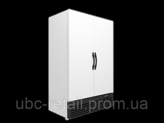 Шкаф холодильный 1350 л термостаты shini 1220pw