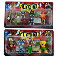 Набор игровых фигурок «Gormiti»12809