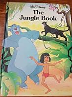 Книга маугли, книга джунглей на английском языке бу