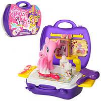 Игровой набор«Парикмахерская My Little pony»DN836F-PO