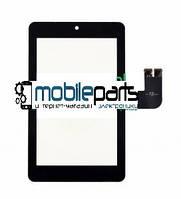 Оригинальный Сенсор (Тачскрин) к планшету Asus MeMO Pad HD 7 ME173X ( LD070WX4(SM-01) (Черный)