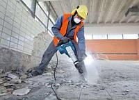 Демонтаж бетонной армированной стяжки