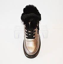 Ботинки женские Sopra платина 76, фото 3