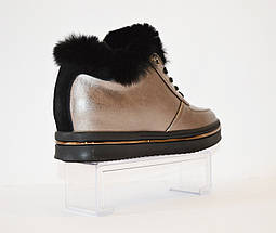 Ботинки женские Sopra платина 76, фото 2