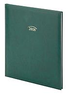 Еженедельник датированный А-4 2018 BRUNNEN Бюро Miradur зеленый, 73-761 60 50
