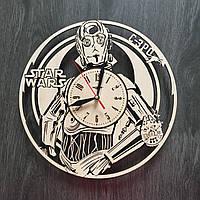 Настенные часы «Роботы Вселенной Звездных войн»