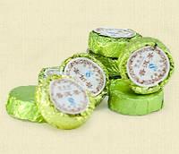 Китайский   зеленый натуральный  чай  шу пуэр мини 5 грамм