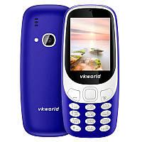 Телефон мобильный vkworld Z3310 на 2 сим карты