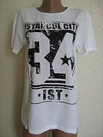 Стильные женские (унисекс) футболки 49грн от 3шт