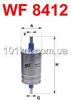 Фильтр топливный WIX WF8412 (PP 991)