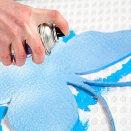 Чем покрасить пенопласт. Материалы и тонкости покраски.