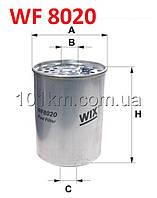 Фильтр топливный WIX WF8020 (PM 844)