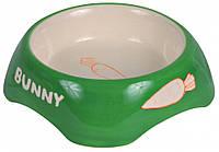 Миска Trixie Ceramic Bowl для грызунов, керамика, 0.2 л, фото 1