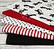 Польская бязь с чёрными котами с бантиком на белом фоне (№153), фото 6