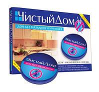"""Эффективное средство от тараканов в квартире """"Чистый дом"""", 6 дисков"""