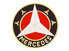 1916г. - логотип бренда Mercedes