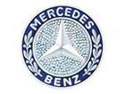 1926г. - логотип бренда Mercedes