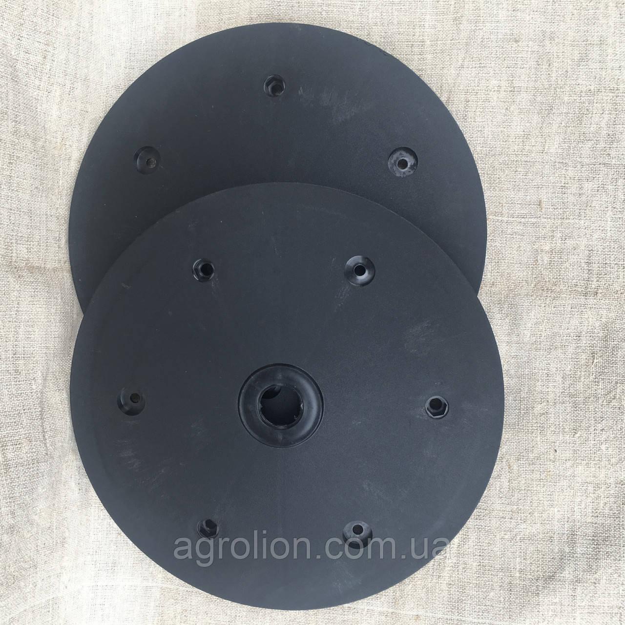 """Напівдиск прикотуючого колеса (диск поліамід) 1""""x12""""  GD9120"""