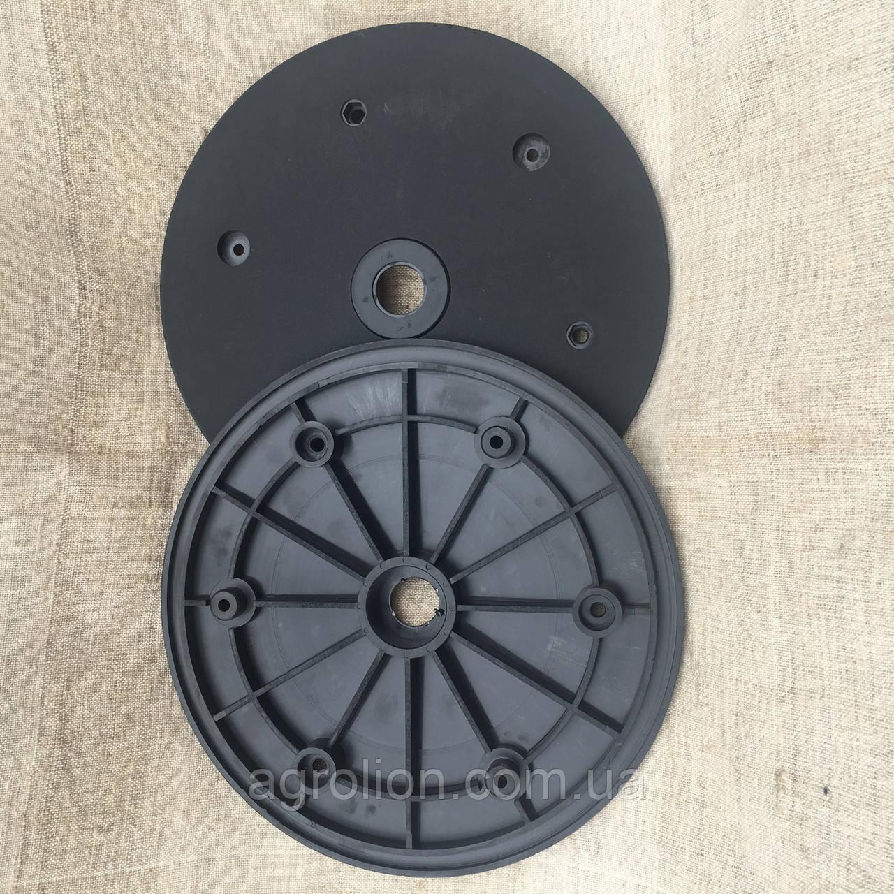 """Напівдиск прикотуючого колеса (диск поліамід) 1""""x12"""" d40,  A56566"""