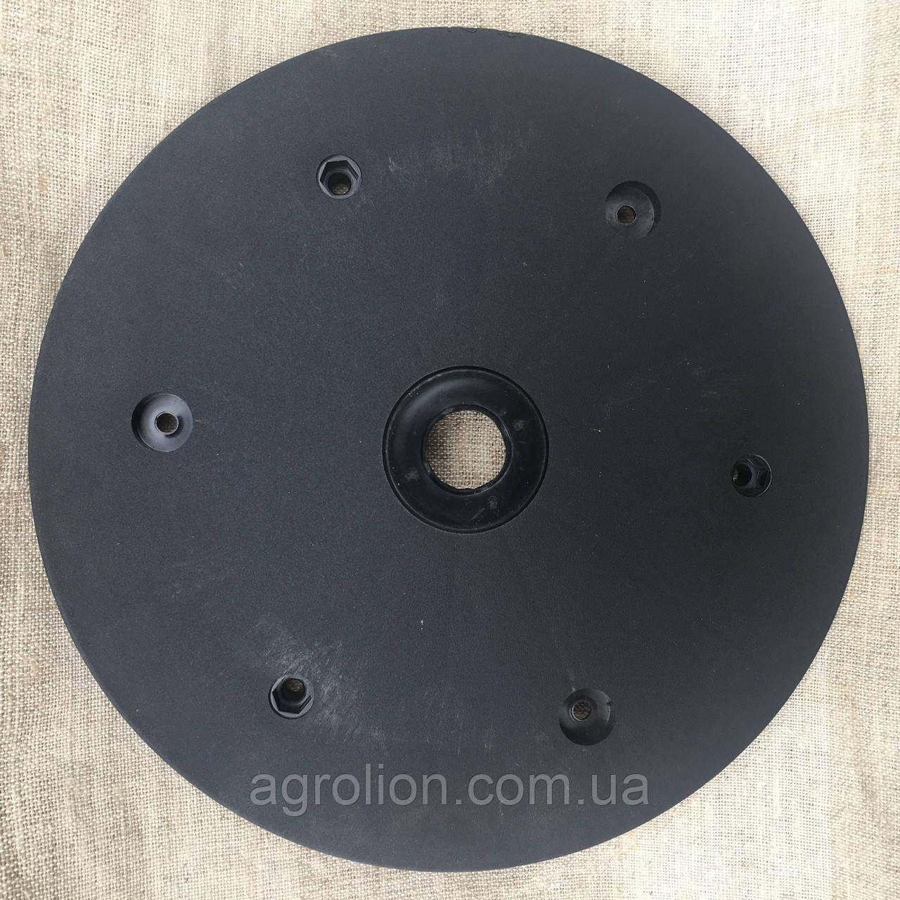 """Напівдиск прикотуючого колеса (диск поліамід) 1""""x12"""" d30, A45576"""