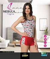 NEBULA Майка+шорты 200P