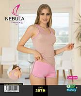 NEBULA Майка+шорты 397H