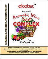 Alcotec сухие винные дрожжи Premium Complex
