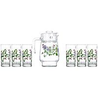 Набор питьевой АMSTERDAM MABELLE 7 предметов Luminarc N3679, фото 1