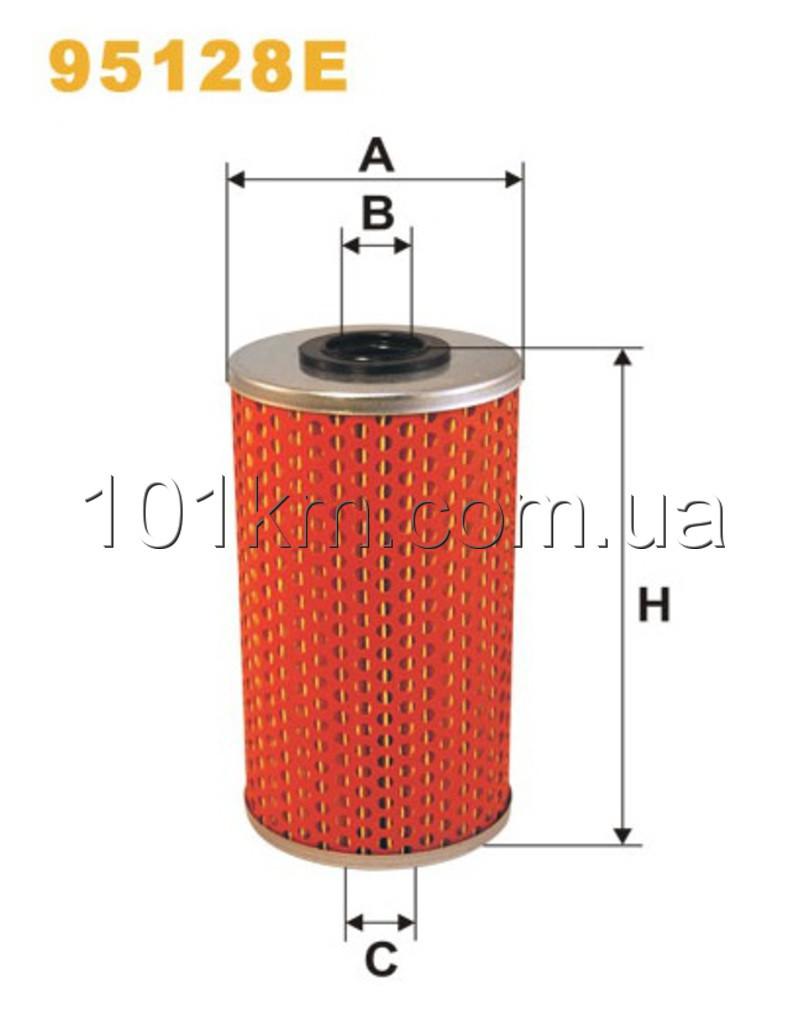 Фильтр топливный WIX 95128E (PM812)