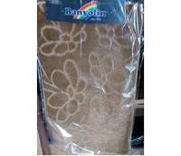 Коврик для Ванной Banyolin silver 1 ед турция 100х60