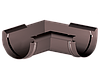 Угол внутренний Gamrat Ø125 (Система 125/90)