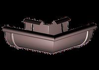 Угол наружный Gamrat Ø125 (Система 125/90)