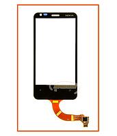 Сенсор (тачскрин) Nokia Lumia 620 Black Original