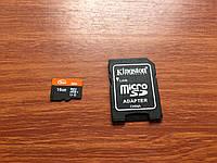 Карта пам'яті microSD 16 GB
