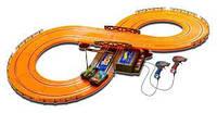 Трек Хот Вилс Hot Wheels Гоночный на дистанционном управлении 3 м трассы Hot Wheels 83105