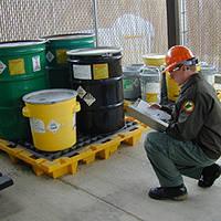Размещение опасных отходов