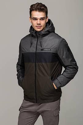 """Мужская куртка Riccardo """"S-3"""" RCS-3 хаки"""