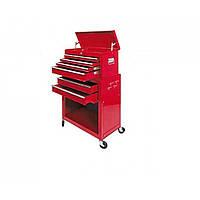 Шкаф для инструмента на колесах TOYA 81830 MG