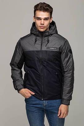 "Мужская куртка Riccardo ""S-3"" RCS-3 синий"