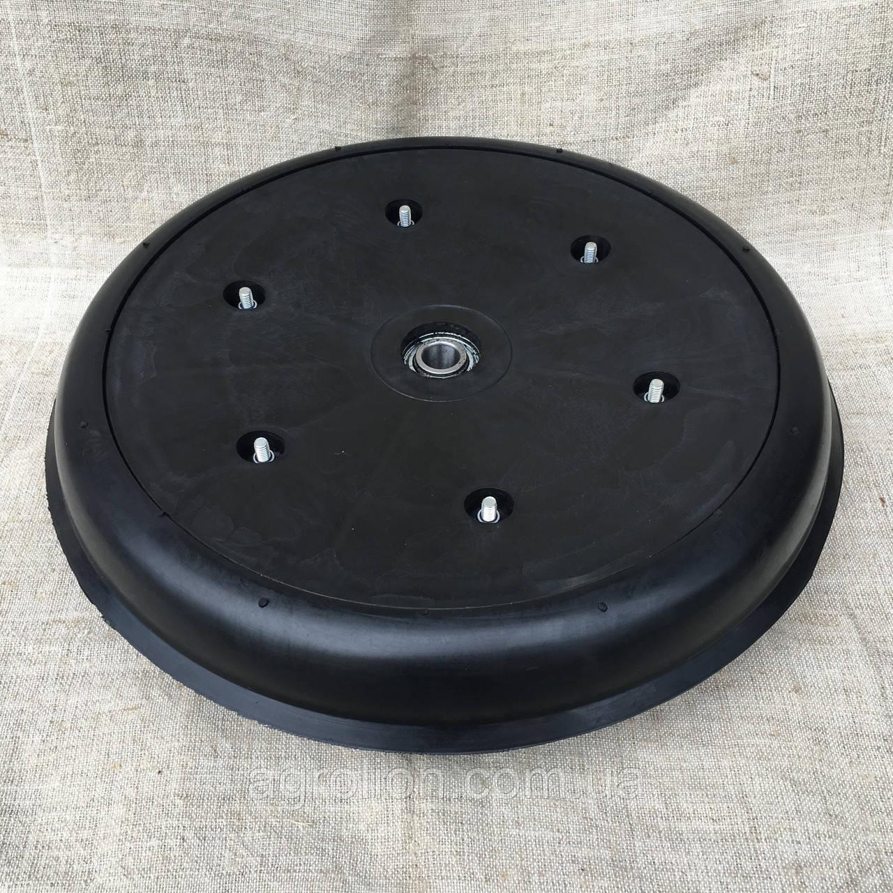 Прикотуюче колесо в зборі  3 x 13 GD9085 76x330 мм