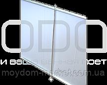"""Екран під ванну ODA 150х50см білий """"Універсал"""" / ЭС 150-50 УБ"""