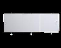 """Екран під ванну ODA 150х56см білий широкий """"Універсал"""" / 22111, фото 1"""